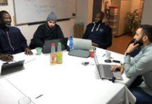 Photo of جلسة تشاور و تعاون بين مؤسّسة الأيادي المُساعدة إفريقيا و مؤسّسة المُفكّرون الشباب الخيريّة