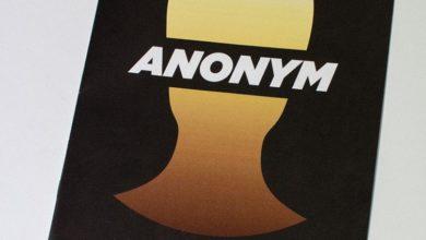 """Photo of Die Zeitschrift """"Anonym"""" ist da"""
