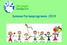 Photo of Das Sommerferienprogramm 2019