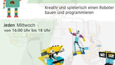 Photo of Donnerstags: Robotik Lernen für Kinder