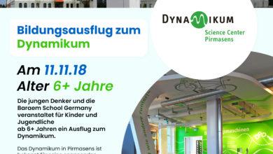 Photo of Bildungsausflug zum Dynamikum