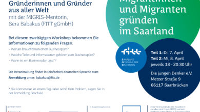 Photo of Kompetenzanalyse für Gründer und Gründerinnen mit Migrationshintergrund
