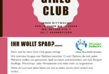 Photo of Mittwochs: Girls-Club