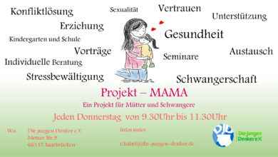 Photo of Donnerstags: Projekt-MAMA