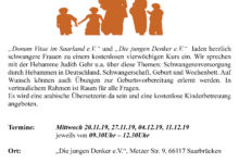 """Photo of Projekt """"Schwangerschaft und Flucht""""- Kurs für Schwangere"""