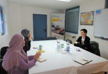 "Photo of لقاء و زيارة من مؤسسة ""فيت"" الجامعية للتكنولوجيا"
