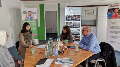 """Photo of Besuch und Gespräche mit """"SAARIS- saarland.innovation&standort e.V."""""""