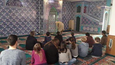Photo of Moscheebesuch einer Schulklasse