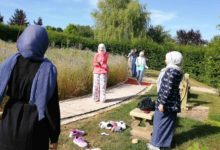 Photo of زيارة حديقة مرتسيش