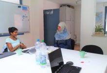 Photo of زيارة السيدة بوخ من معهد ماينس بألمانيا للبحوث البيداغوجيّة الإجتماعيّة