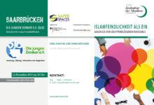 Photo of محاضرة: العنصرية و الاسلاموفوبيا في ألمانيا و أوروبا